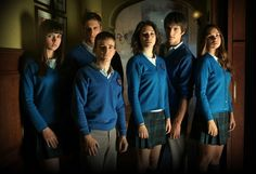 Image shared by marisol. Find images and videos about el internado on We Heart It - the app to get lost in what you love. Korean Tv Series, Tv Show Casting, Second Best, Just Friends, Drama Series, Series Movies, Disney Love, We Heart It, Netflix
