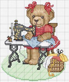 Cross Stitch For Kids, Just Cross Stitch, Cross Stitch Needles, Cross Stitch Animals, Cross Stitching, Cross Stitch Embroidery, Embroidery Patterns, Cross Stitch Designs, Cross Stitch Patterns