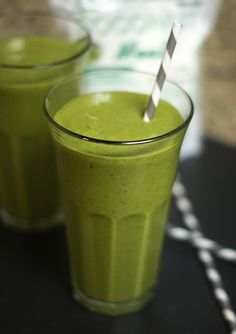 Green Lactation Smoothie