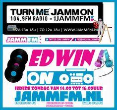 Edwin ON @ Jamm Fm