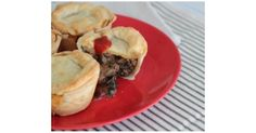 Recipe Aussie Meat Pies by Thermomix in Australia, learn to make this recipe easily in your kitchen machine and discover other Thermomix recipes in Main dishes - meat. Other Recipes, Meat Recipes, Recipies, Thermomix Sausage Rolls, Mushroom Pie, Kitchen Machine, Meat Pies, Main Dishes, Maine