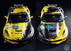 A few days ago Corvette Racing confirm the debut of the Corvette C7.R in the 24 hours of Daytona, which will be the beginning of the first season of the USCR 2013
