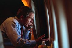 New photos show moment President George W. Bush learned of 9/11 ...