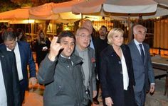 Beirut - If she becomes the President of France, Marine Le Pen will reconnect official diplomatic relations with Assad's Syria and will reopen the French embassy in Damascus.