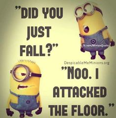 haha I need a sign like this. always falling over my own feet - more funny…