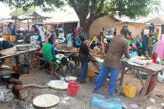 Mada Station Market | Agidi Nasarawa State Nigeria | #JujuFilms #MadaStationMarket #Nigeria #Nasarawa
