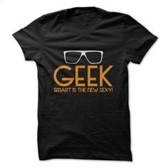 Geek is The New Sexy!  - #sorority shirt #v neck tee. ORDER NOW => https://www.sunfrog.com/Geek-Tech/Geek-is-The-New-Sexy-.html?68278
