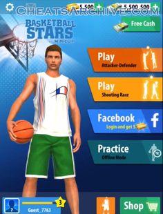basketball stars hack mod apk