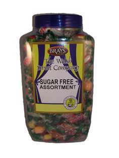 Sugar free jelly teddies dietary special needs foods brays sweets sugar free assortment 250kg jar brays sweets http negle Gallery