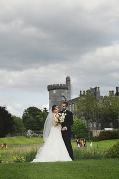 """Where Fairytale Weddings come alive"" Dromoland Castle's magnificent Renaissance structure was b. Castle Weddings, Fairytale Weddings, Real Weddings, Wedding Places, Our Wedding, West Coast Of Ireland, Summer Weddings, Castles, Irish"