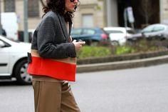Street Style de Fashion Week Milán   Galería de fotos 34 de 78   VOGUE
