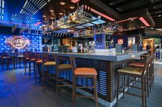 Hard Rock Cafe Glyfada by Dimitris Economou Interiors, Athens