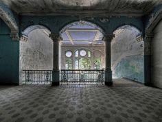 Los 18 lugares abandonados más inquietantemente hermosos enAlemania