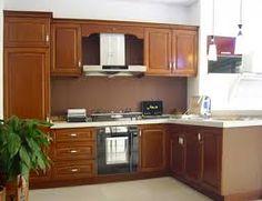 Grey Quartz Countertop Brown Cabinets Google Search New Kitchen Pinterest