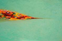 abstract landscape no.40 | Yangyang Pan | Available Works | Parts Gallery | Contemporary Art Gallery in Toronto
