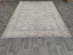 10x12 Turkish oeversized rug, 10x13 Oushak neutral area large rug, Boho home decor rug, Oriental rug-carpet, Natural faded rug, Handmade rug Extra Long Runner Rug, Long Runner Rugs, Rug Runner, Room Rugs, Rugs In Living Room, Big Area Rugs, Large Rugs, Oriental Rug, Rugs On Carpet