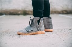 Being unique is not a crime - adidas x Kanye West #yeezyboost #yeezy750footshop