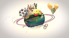 UR - Kids by Anders Sundqvist. Ident for UR. Produced while working at Dallas Sthlm.