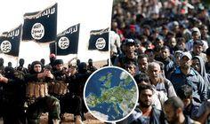 Europol warnt, dass es dem Islamischen Staat nicht an Freiwilligen mangelt, die oftmals gebildet sind und bei denen es sich immer öfters und Frauen und Kinder handelt, die im Westen bereitwillig An…