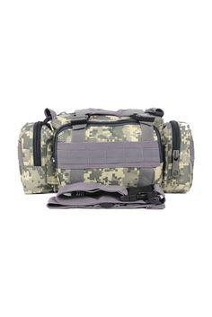 TEXU Men Waist Pack Shoulder Bag Handbag Military Multi purpose Bag ACU  Camouflage-in Waist Packs from Luggage   Bags on Aliexpress.com  deb36a0ffa75b