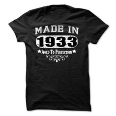 Were you born in 1933 T-Shirts, Hoodies. CHECK PRICE ==► Funny Tee Shirts