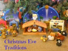 Here's some Christmas Eve traditions that don't cost alot of money.  How do you plan to spend your day?