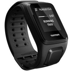 TomTom | TomTom Runner2 Cardio + Music GPS Watch | Running Accessories