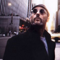 Jean Reno, french character actor, one of my favs