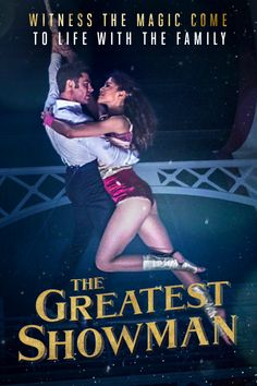 The magic comes to life with Zac Efron and Zendaya, NOW PLAYING. #GreatestShowman