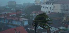 El huracán Matthew arrasa en su paso por Cuba - http://www.absolut-cuba.com/huracan-matthew-arrasa-paso-cuba/