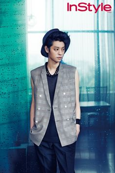 Jung Joon Young - InStyle Magazine August Issue '13