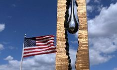 New York's Teardrop: John Craven tracks down a forgotten monument to the 9/11 victims | Daily Mail Online