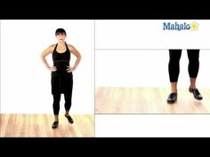 How to Tap Dance: Traveling Time Step - YouTube