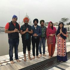 "Upcoming punjabi movie ""Ardaas"" star cast in Gurudwara Mukatsar Saab. A film by - Gippy Grewal Starring - Ammy Virk Isha Rikhi Gurpreet Ghuggi Mandy Takhar Karamjit Anmol Rana Ranbir and Many More @PUNJABIMEDIA . #desiclassypeople #instabollywood #ardaas #gippygrewal #isharikhi #mandytakhar #ranaranbir #bnsharma #gurpreetghuggi #karamjitanmol #meharji#sardarsodhi#mukatsarsaabgurudwara #hobbydhaliwal#gurlejakhtar #jatindershah #happyraikoti #gippygrewal by punjabimedia Mandy Takhar Photos  MANDY TAKHAR PHOTOS  