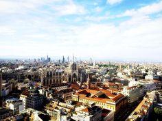 #milano #milan #italy #italia #landscape #cityscape #panorama #milanodavedere #view #torrevelasca #velasca #cloud #sky #duomodimilano #duomo #skyscraper #ancient #modern #architecturelovers #architecture #picoftheday #photooftheday #lovesdomus by paolo_gordon