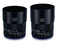 Zeiss Loxia FE Lenses | 35mm ƒ2 & 50mm ƒ2