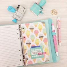 ☆ Filofax Dividers -A5 sized