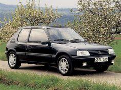 peugeot-205-gentry Audi Tt, Ford Gt, Volvo, Volkswagen, Toyota, Henry Ford, Automobile Industry, Funny Art, Peugeot 205