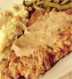 God Made a Farmer - Old school chicken fried steak