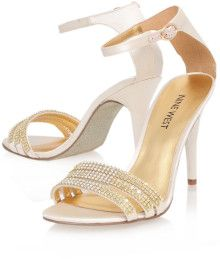 Nine West Sabrinna High Heel Sandals Www Finditforweddings Designer Wedding Shoes