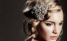 Ideas para peinados años 20 #moda #peinados #hairstyle #años #20 #vintage #pinup #original #diferente #retro #old #facil #faciles #rapido #pelo #largo #corto