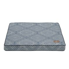Jax and Bones Gatsby Premium Cotton Blend Rectangular Memory Foam Pillow Dog Bed ** Click on the image for additional details. (This is an affiliate link and I receive a commission for the sales)
