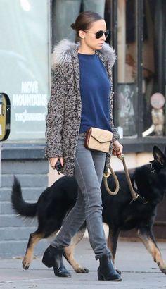 Nicole Richie Chanel Bag