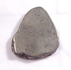 74.42Ct 33x28x4.5mm Free Form Pyrite Bead for Wire Wrapping/Jewelry Making…