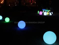 led pool lights/50cm LED Ball Light DT003