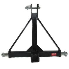 3 Point Tractor Hitch Drawbar Adapter for Trailer Hitch for Sub-Compact, Compact Tractors Tractor Drawbar, Yard Tractors, Small Tractors, Compact Tractor Attachments, Garden Tractor Attachments, Utility Trailer, Trailer Hitch, Welded Metal Projects, Welding Projects