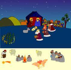 Una Navidad virtual | Los peques de Marta