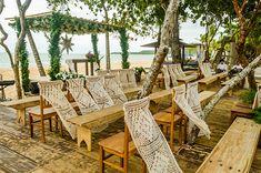 Decoração de casamento rústico-tropical na Pousada Bahia Bonita - Constance Zahn | Casamentos