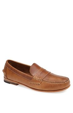 Sebago 'Wicklow' Penny Loafer available at #Nordstrom