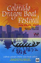 Colorado Dragon Boat Festival 2007